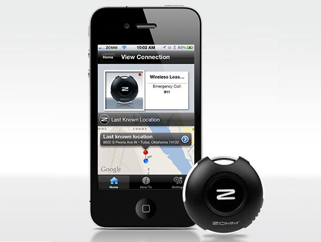 Zomm iPhone leash