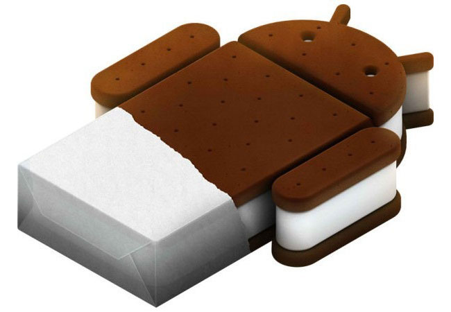 Android 4.0.3 Ice Cream Sandwich Announced