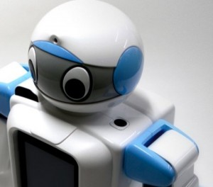 Android Phones, Robots Get Special Connection