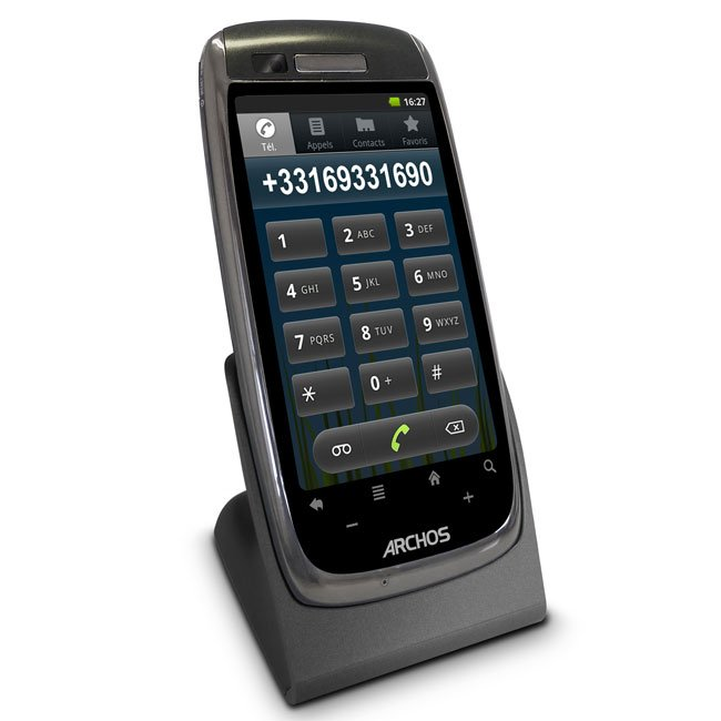 Archos 35 Smart Android Home Phone