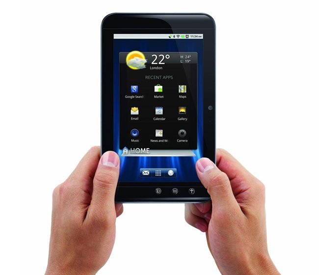 Dell Streak 7 Tablet Discontinued