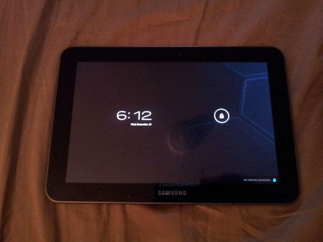 Galaxy Tab 8.9 Gets Android 4.0 ICS Port