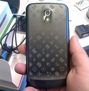 Google Gives Out Special Edition Galaxy Nexus Smartphones To Employees