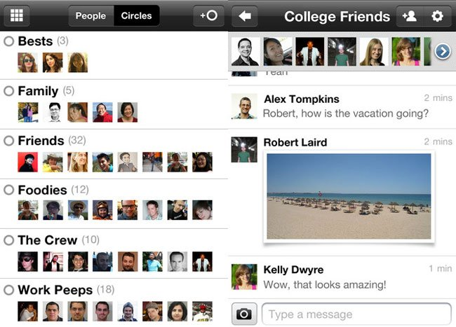 Google+ iOS App Gets Updated