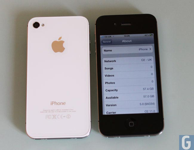 A Quick Glance At The Apple Website Shows IPhone 4S Is For Sale 199 16GB Version 299 32GB And 399 64GB IPhone4