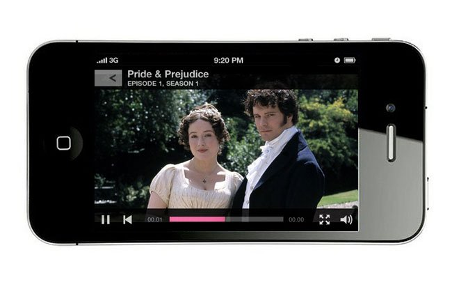 iPhone iPlayer