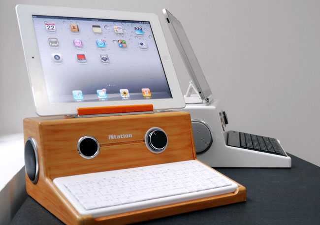 iStation iPad