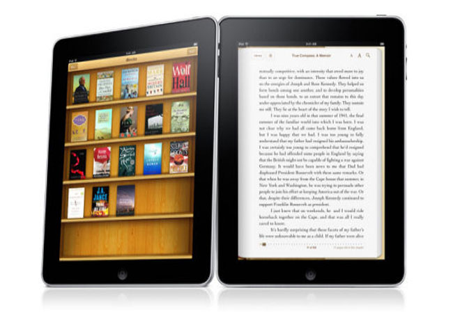 EU Looking Into Apple And Publishers Over eBooks