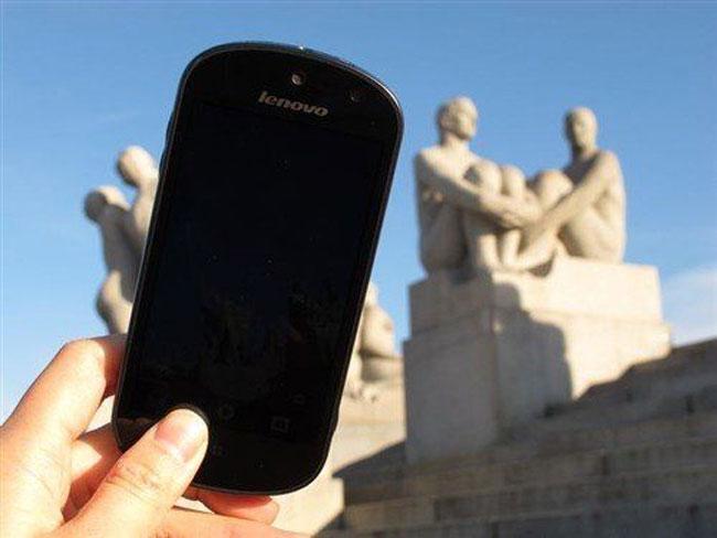 Lenovo To Launch Windows Phone Smartphone Next Year