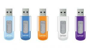 Lexar Unveils Antimicrobial Protected, JumpDrive S50 USB Flash Drive