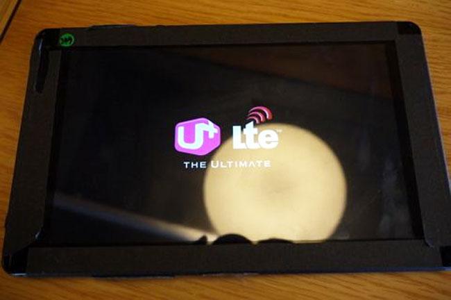 LG Optimus Pad LTE Leaked