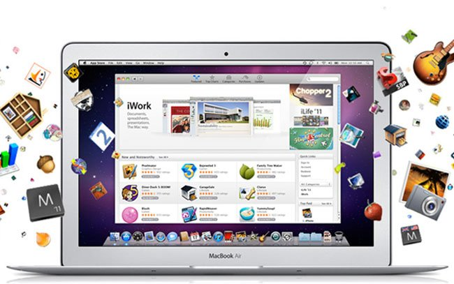 Apple's Mac App Store Hits 100 Million Downloads