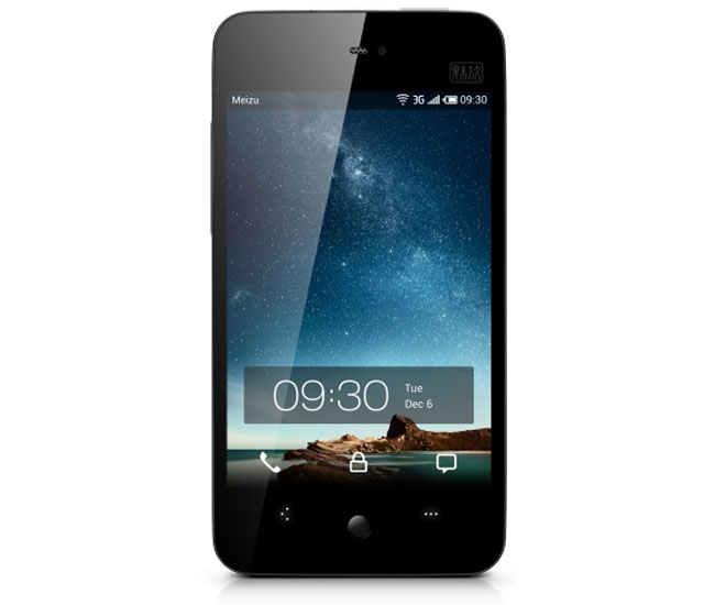 Meizu MX Gets Official, Coming In January 2012