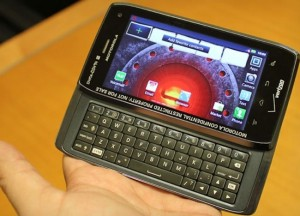 Motorola Droid 4 Coming December 22nd?
