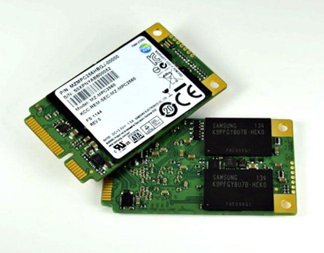 Samsung PM830 SSD