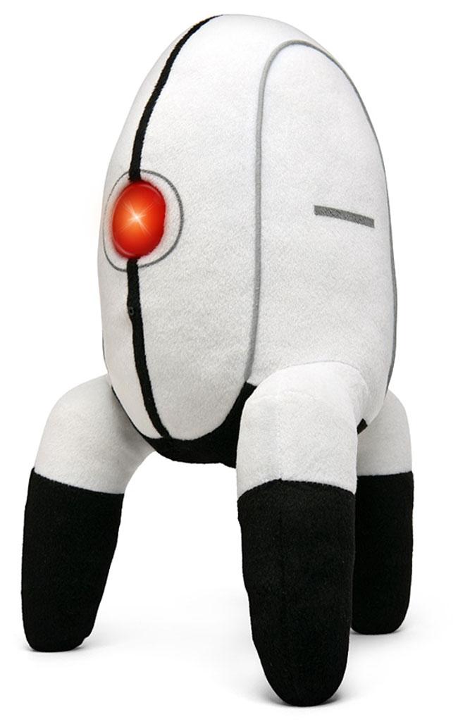Plush Portal 2 Turret