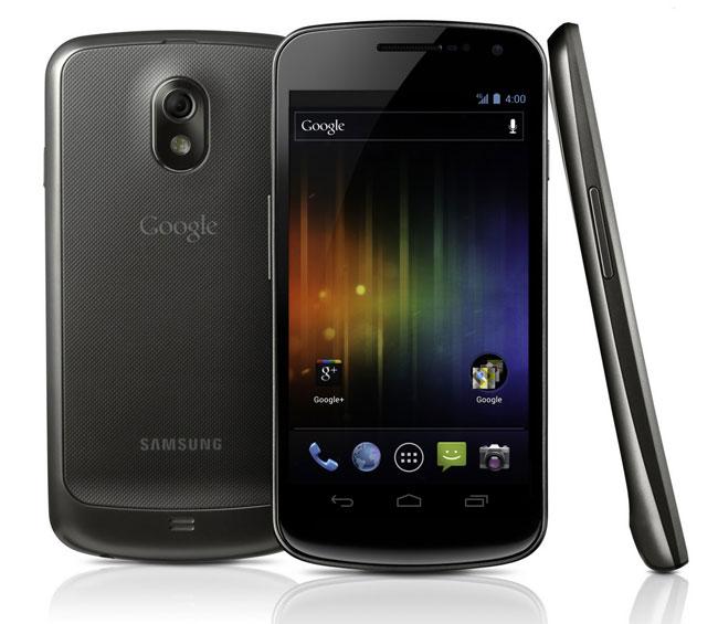 Samsung Galaxy Nexus Lands On Vodafone UK