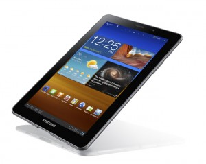 Samsung Galaxy Tab 7.7 Headed To Verizon?