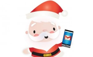 Santa Gets Google Voice