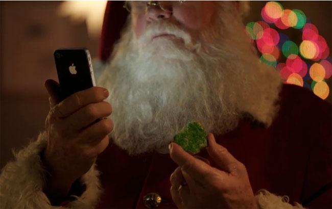 Santa Siri