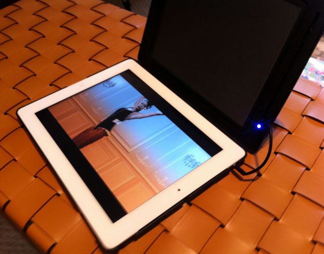 Sound Cover iPad 2
