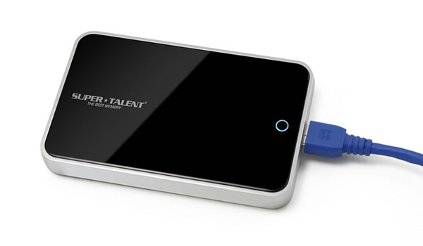 Super Talent Storage Pod Mini USB 3.0 SSD