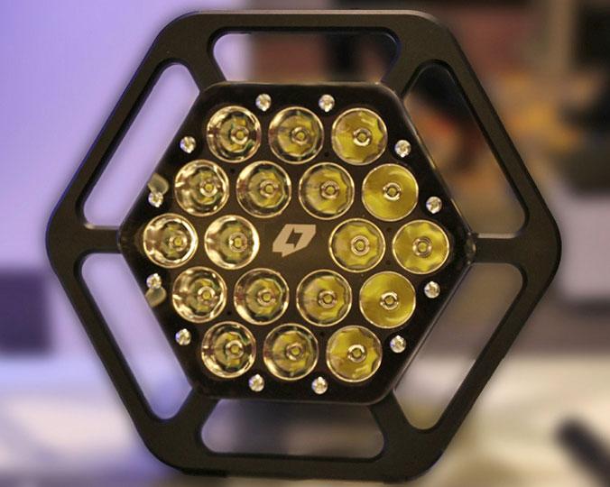 15000 Lumen LED Light