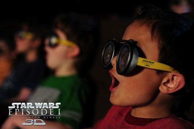 3D Pod Racer Goggles