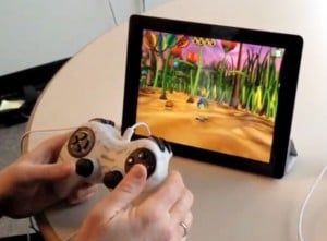 60beat GamePad iPad Gaming Controller (Video)