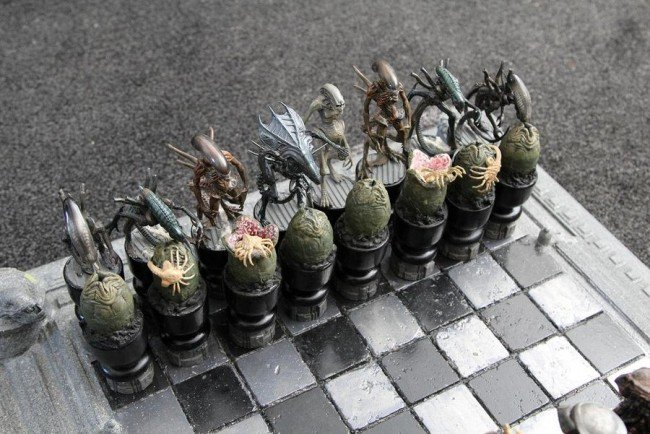 AVP Chess set