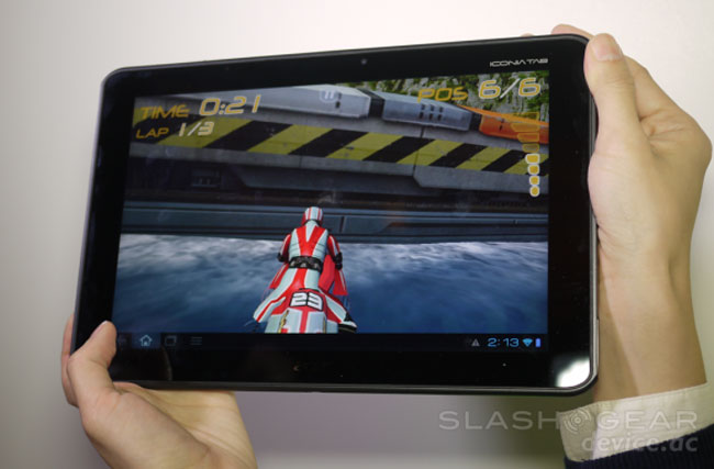 Acer Iconia Tab 2012