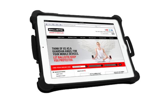 Ballistic Tough Jacket iPad2