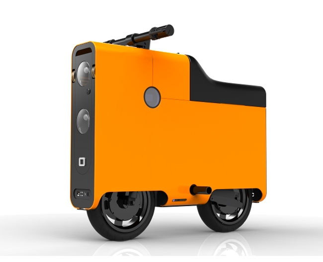 Boxx Electric Bike Video
