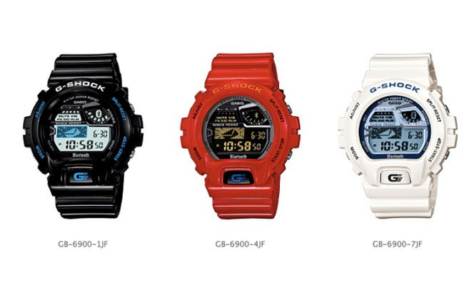 Casio'sLatest G-Shock Watch Will Connect To Your Smartphone