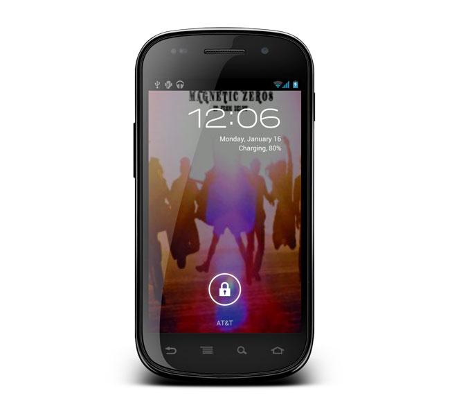 CyanogenMod 9 Music App
