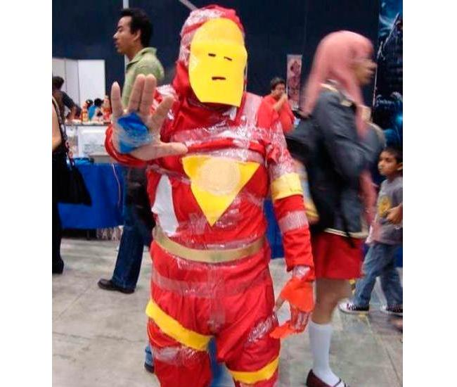 DIY Iron Man