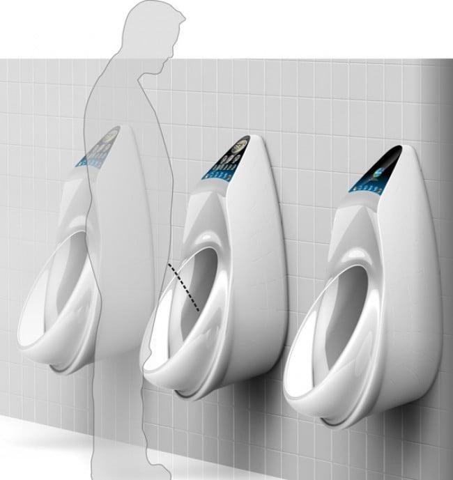E urinal