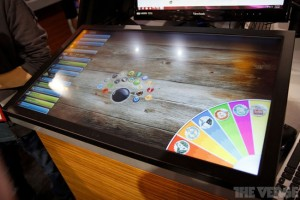 EXOPC EXOdesk Gets  Demoed At CES (Video)