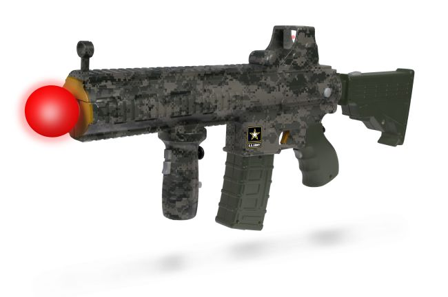 Gaming Gun