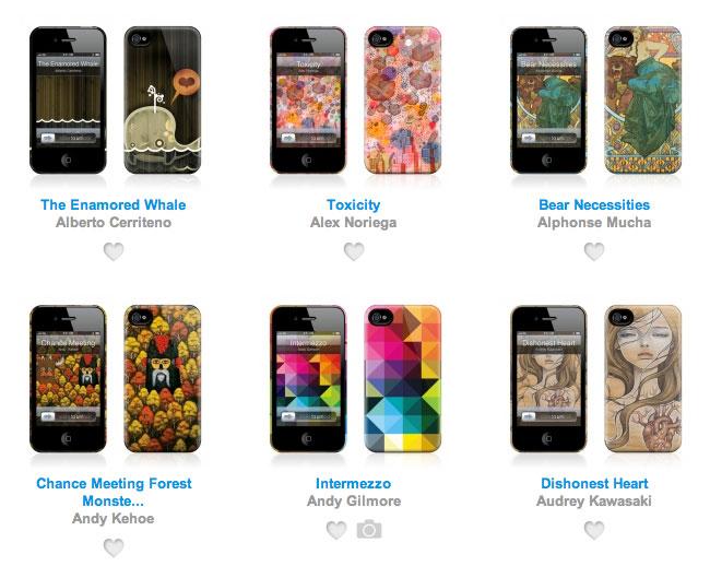 Gelskins iPhone Hardcase