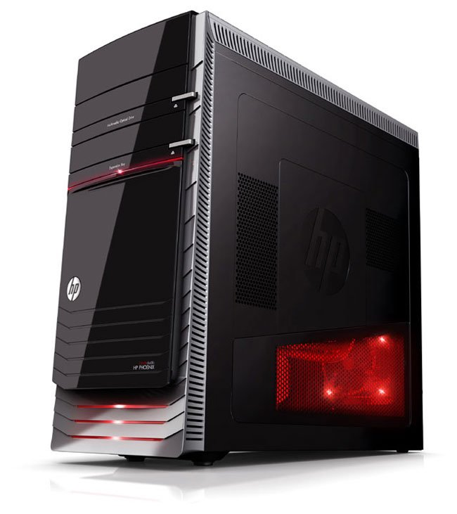 Hp Unveil Pavilion Hpe H9 Phoenix Gaming Pc