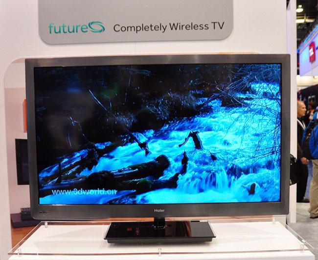 Haier Wire Free HDTV