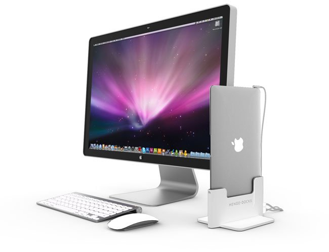 Macbook Air Dock Introduced By Henge Docks