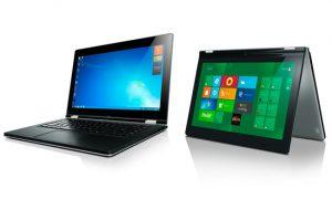 Lenovo IdeaPad YOGA, The Flexible Convertible Ultrabook Introduced At CES