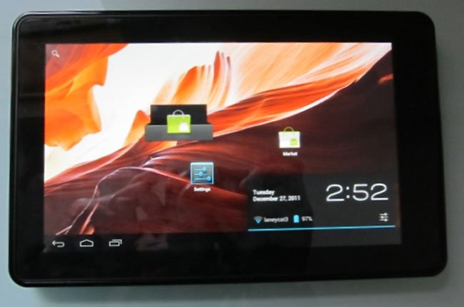 Kindle Fire Android 4.0 CyanogenMod 9