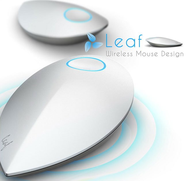 Kinetic Mouse