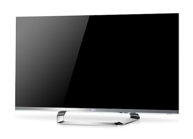 LG 1mm Bezel HDTV