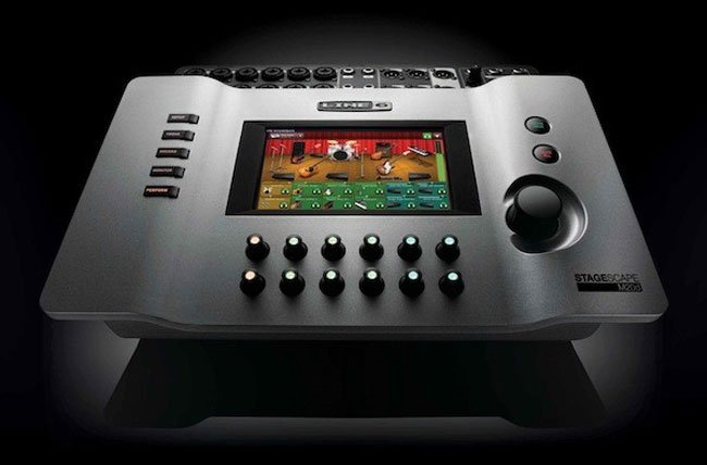 Line6 StageScape Touchscreen Mixer