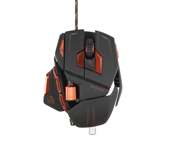Mad Catz Cyborg MMO7 Gaming-Mouse