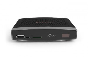 Marvell QDEO Google TV Showcased At CES